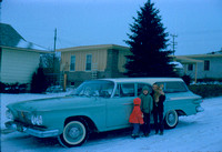 08 Kids & 1961 Plymouth