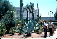 04 Suzanne & Betty on Mesa Temple Grounds
